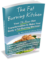 Mike's The Fat Burning Kitchen Guide Book