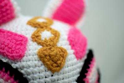 Fortnite Drift Hat - Free Crochet Pattern
