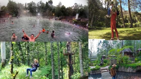 Taman Wisata Alam Cimanggu Hot Spring & Cottage Ciwidey Bandung