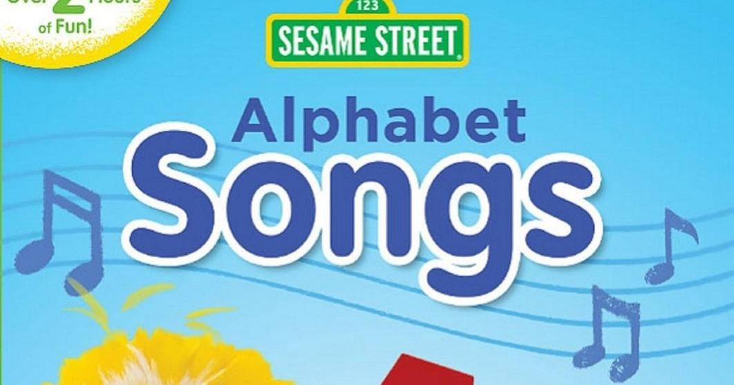 Inspired By Savannah: Sesame Street: Alphabet Songs -- Now