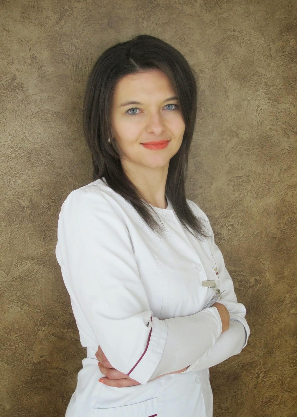 лікар-кардіолог Оксана Барабаш