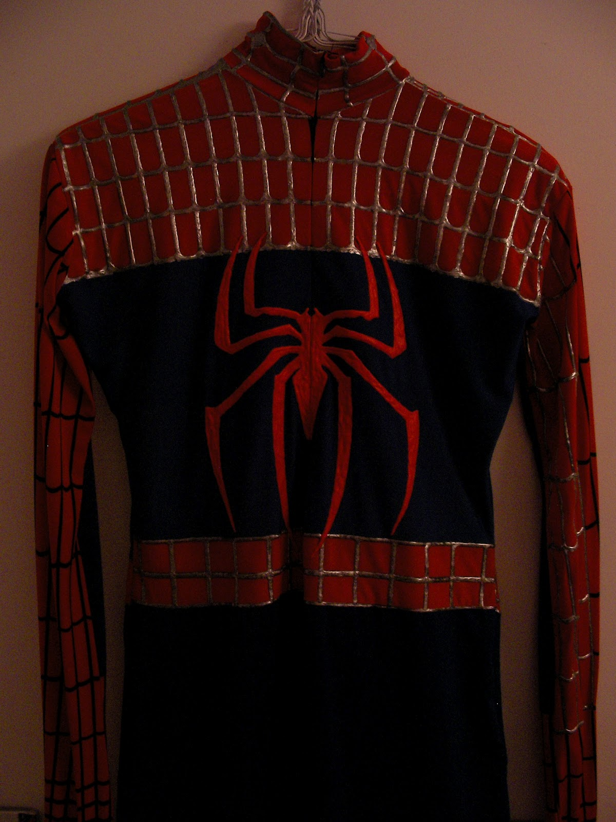 Spiderman replica costume part 2 - The torso - Hacksmith ...