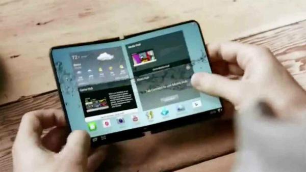 سامسونغ تعلن رسميا عن موعد تقديم أول هواتفها القابلة للطي