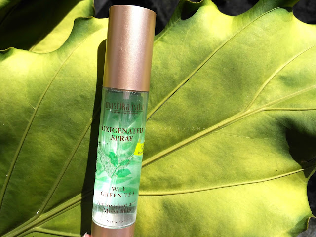 Image result for Mustika ratu oxygenated spray