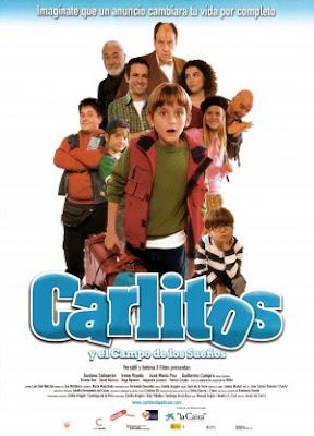 CARLITOS y El Campo de los Sueños (2008) Ver Online – Castellano