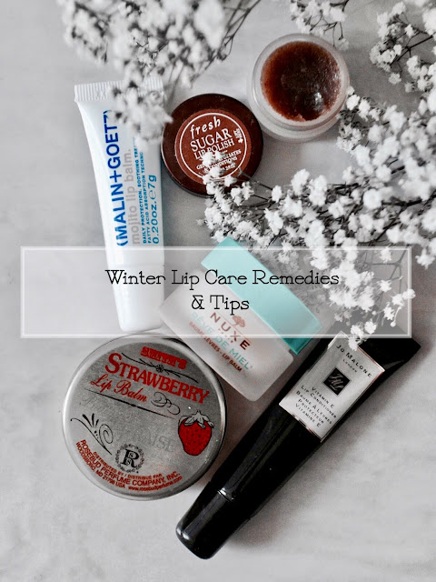 winter lip care tips remedies and tips