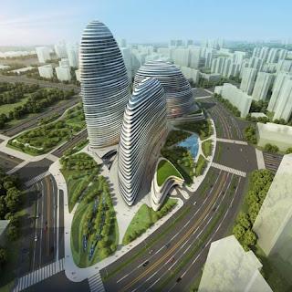 Zaha Hadid Pekín
