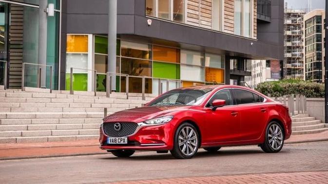 Misteri Munculnya Laba-laba di Semua Mobil Mazda di Amerika