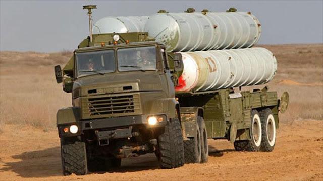 Siria utilizaría sus sistemas S-300 frente a otro ataque de EEUU