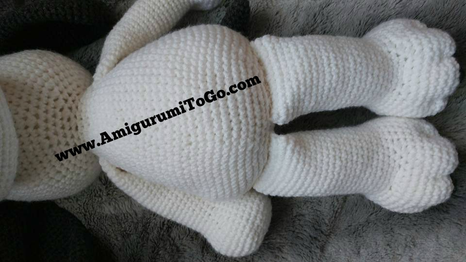 Amigurumi Dog Tail : Cuddle Me Puppy Assembly Instructions ~ Amigurumi To Go