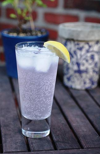 Lavender Lemon Soda