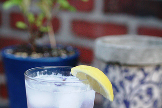 Lavender Lemon Soda
