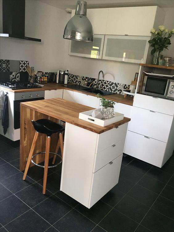 54 Model Meja Dapur Minimalis Untuk Dapur Sempit Rumahku Unik