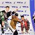 PrettyMuch marca presença no MTV Video Music Awards 2017 no The Forum em Inglewood, Califórnia - 27/08/2017