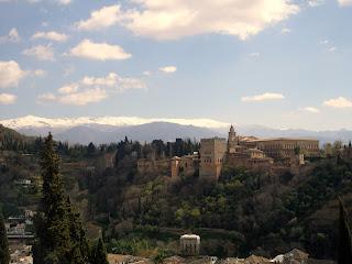 Mirador de San Nicolás, Granada by Susana Cabeza