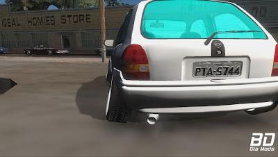 Mod , Carro,Chevrolet Corsa B Stance para GTA San Andreas, GTA SA