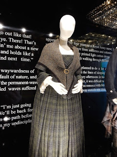 Claire Randall costume Outlander