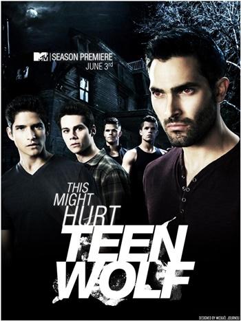 Teen Wolf  Temporada 3 Completa Latino
