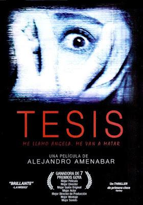 Tesis 1996 DVDR NTSC Spanish