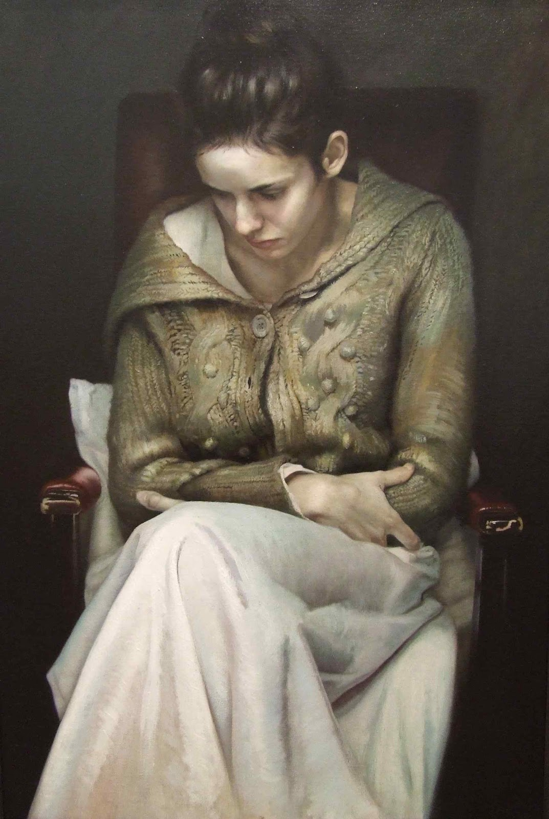 Francis O'Toole | Figurative /Portrait painter