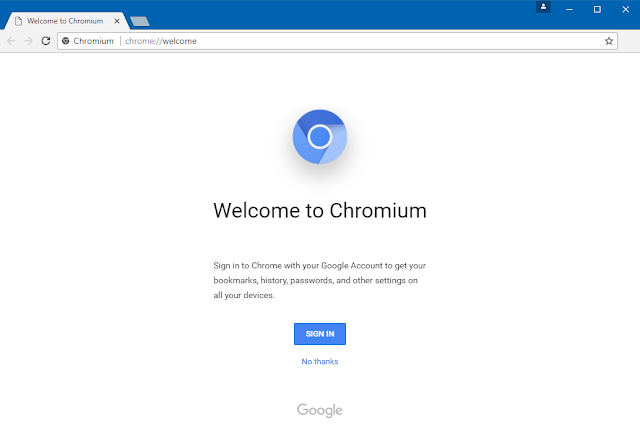 Download Chromium Browser Latest Version