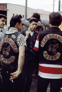 The Untold History of Motorcycle Clubs: What does a