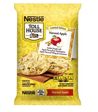 Pillsbury Harvest Apple Cookie Dough