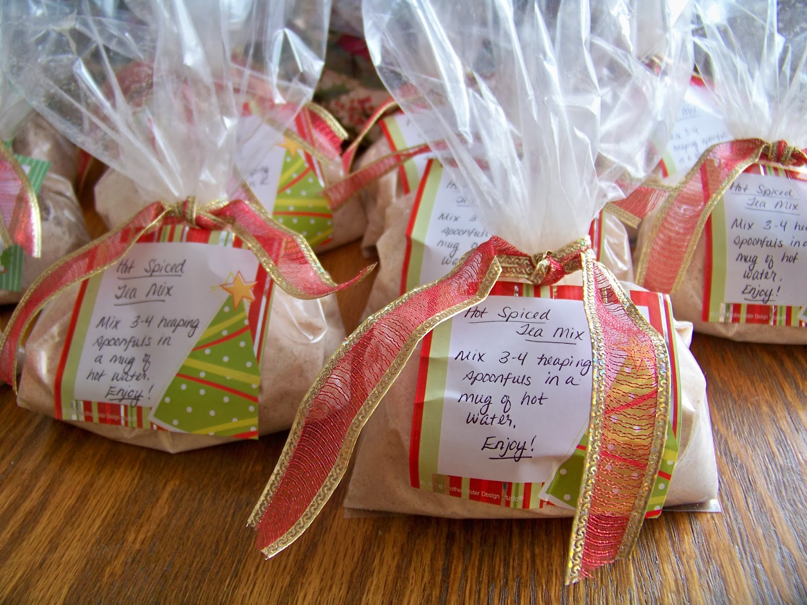 Homemade Christmas Gifts For Mom