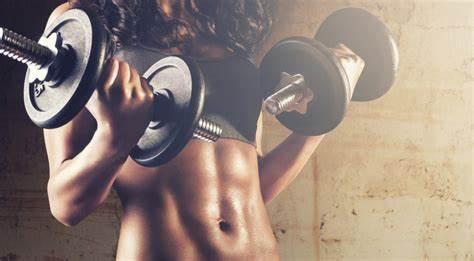 Benefíios da Musculação Para Mulheres