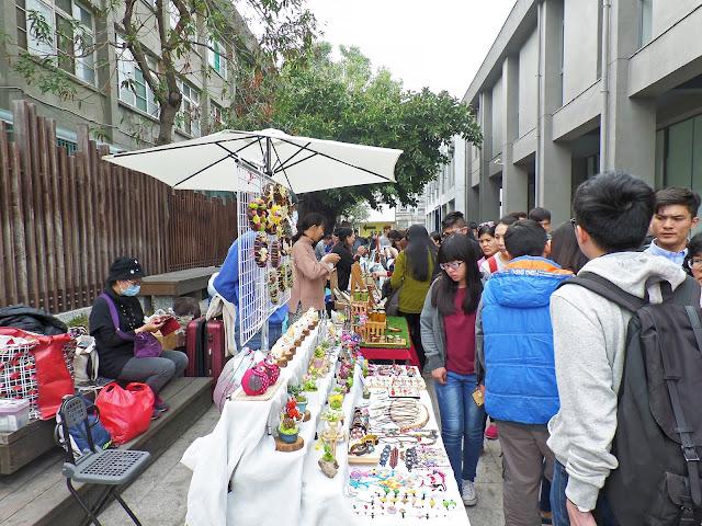 Pier-2 Art Center flea market