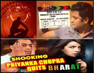 Film, Movie, Bharat, Priyanka, Salman