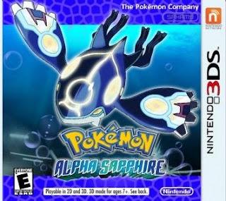 Pokemon Zafiro Alfa, 3DS, Español, Mega, Mediafire