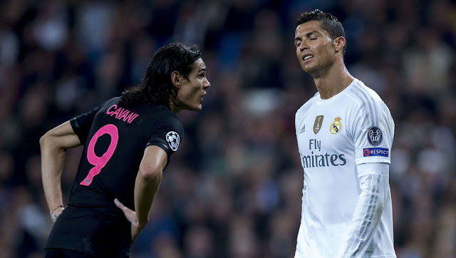 Mercato PSG Ronaldo
