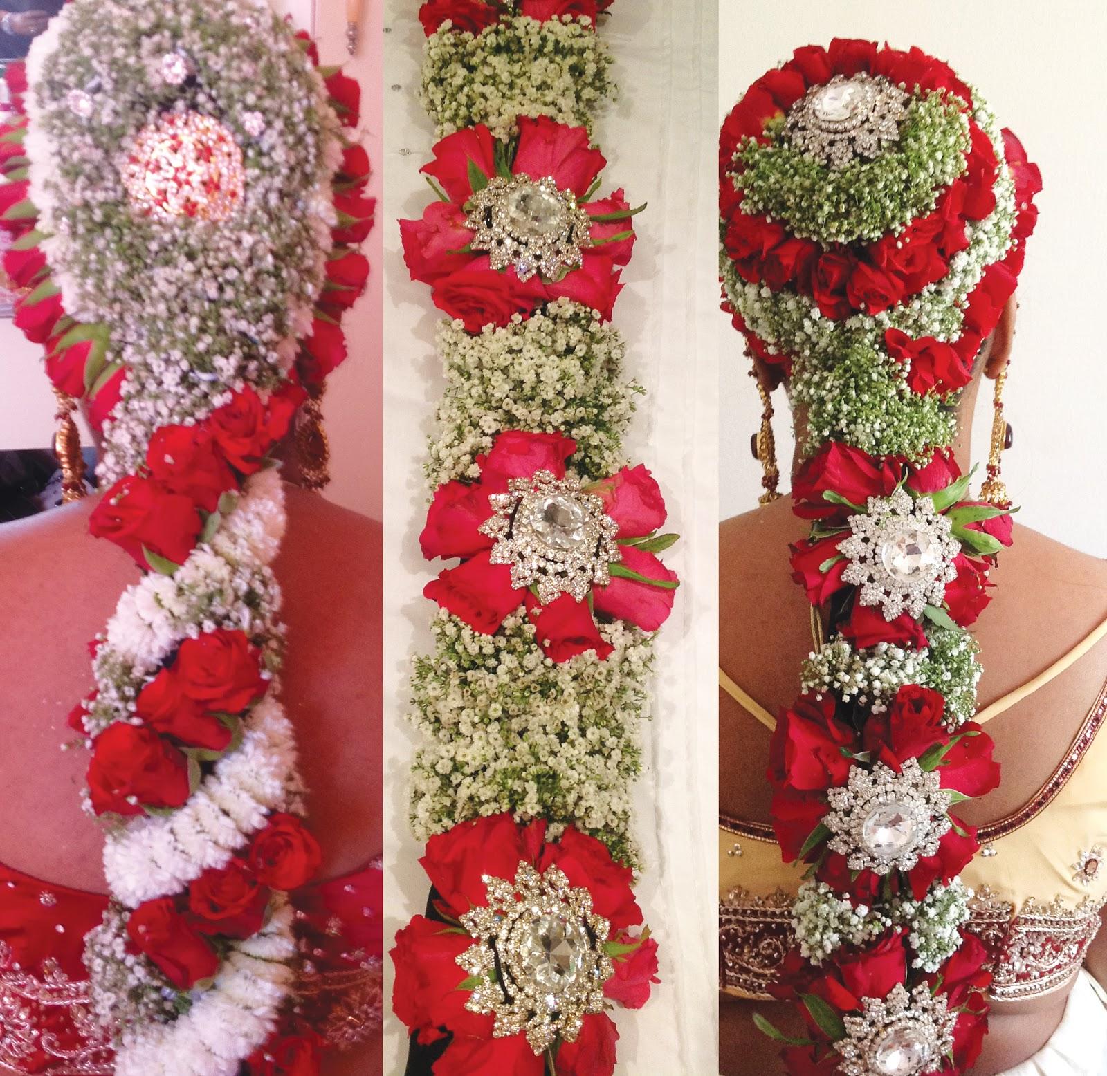 Wedding Hairstyle Tamilnadu: Tamil Bridal Hair And Makeup Durban