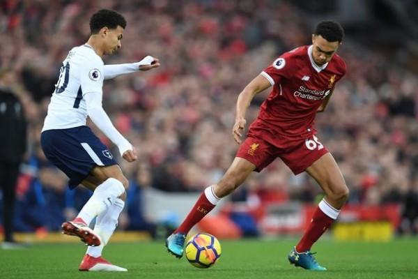 7 Momen Akrab Pemain Liverpool & Tottenham Saat Berbaju Timnas Inggris