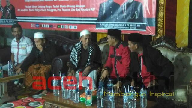 Tgk. Yusri Ajak Masyarakat Kembali ke Partai Aceh, Begini Katanya…