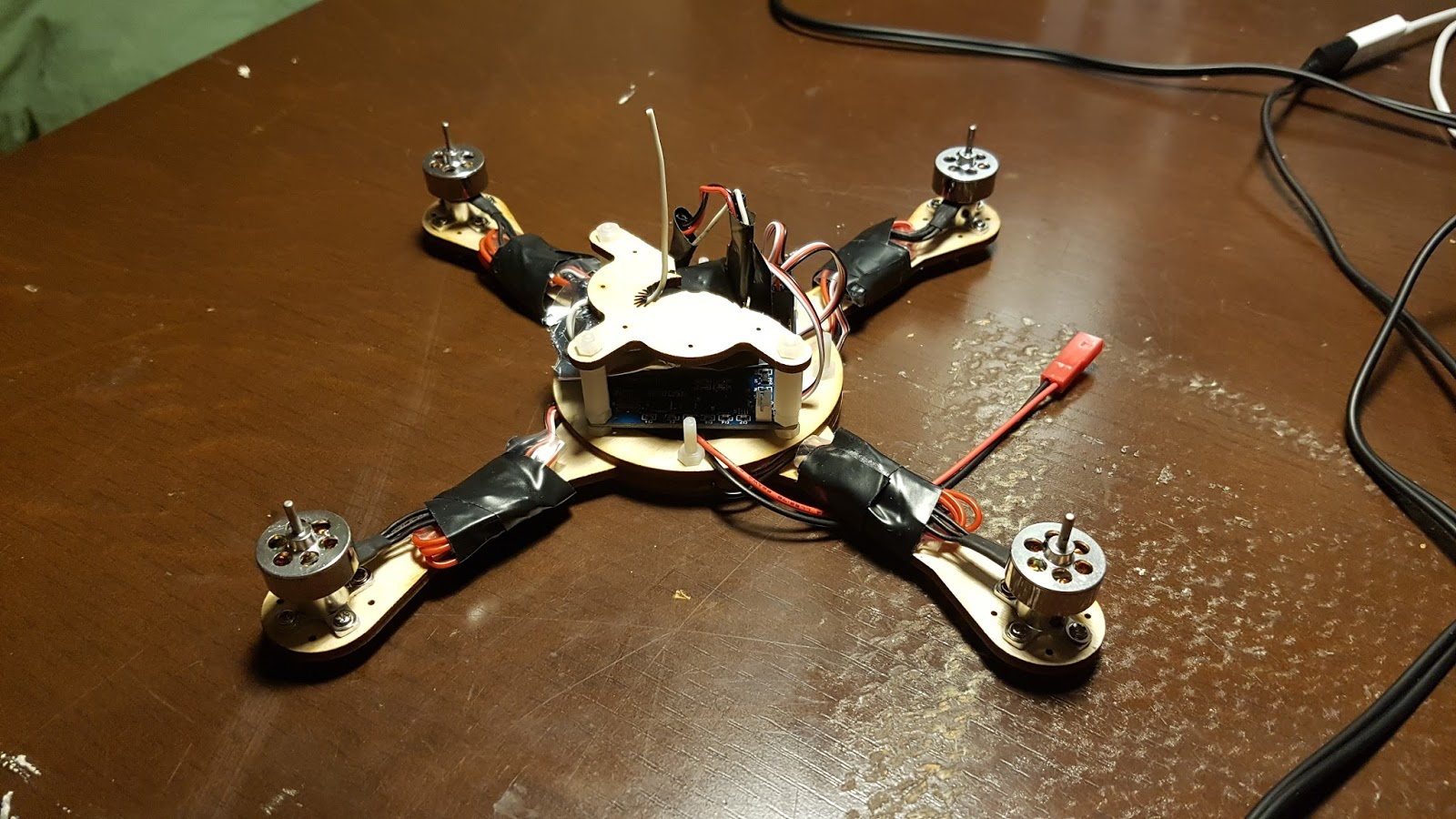 quadcopter wiring diagram multiwii 328p [ 1600 x 900 Pixel ]