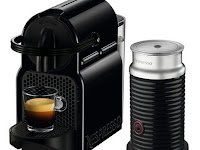 Delonghi Nespresso Inissia Coffee Machine Review and Price