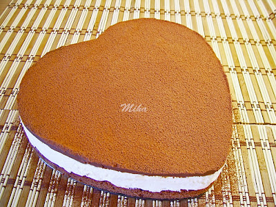 Tort cu ciocolata si mascarpone