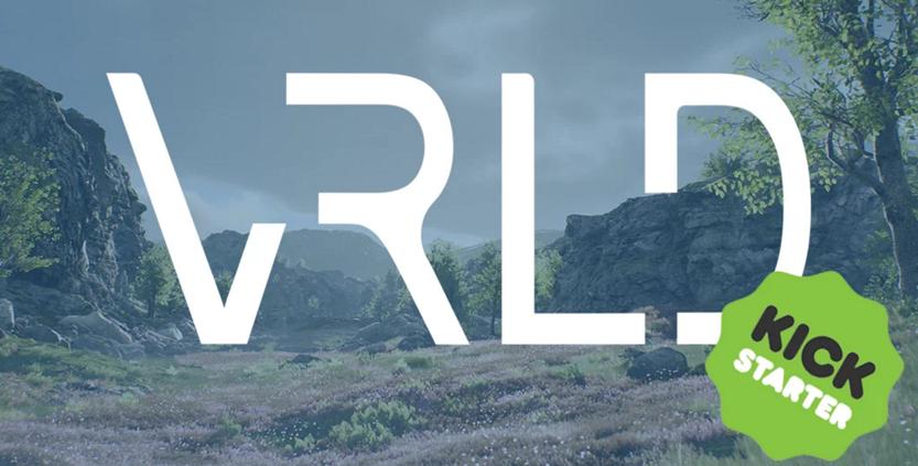 VRLD Kickstarter