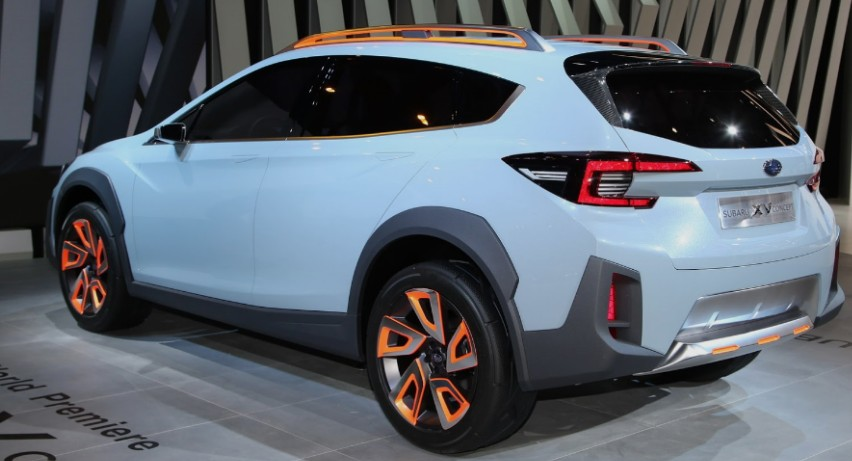 2018 subaru crosstrek release date cars reviews rumors and prices. Black Bedroom Furniture Sets. Home Design Ideas