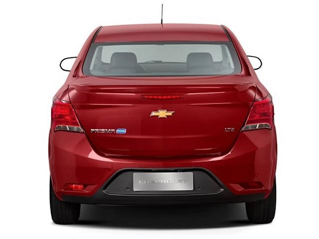 Novo Chevrolet Prisma 2019