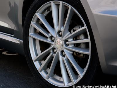 ヨコハマタイヤ S.Drive AS01をZC32Sに装着しています。