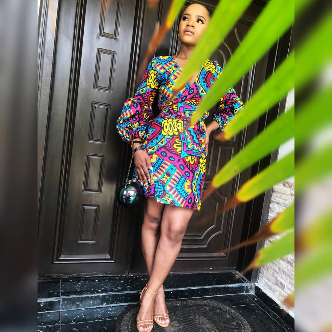 Classical Ankara Short Gown Styles 2018 For African Queen