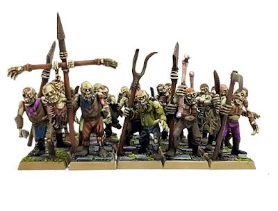 Games Workshop Zombie Regiment