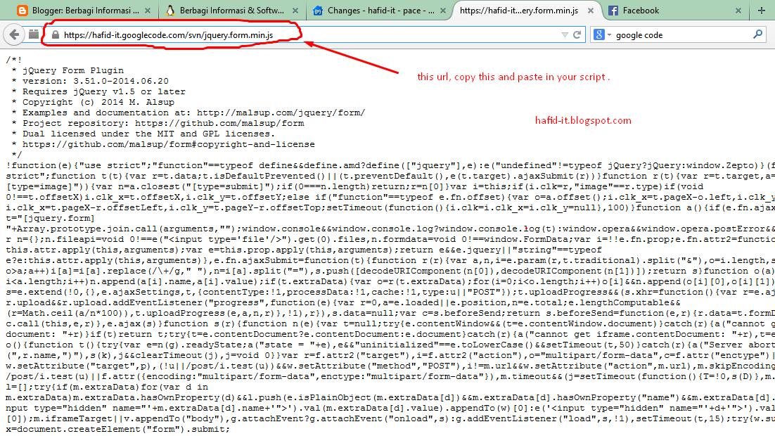 Google Code 1.6