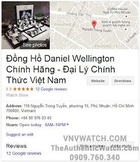 Kinh Nghiệm Chọn Mua Đồng Hồ Daniel Wellington Chính Hãng tại Việt Nam