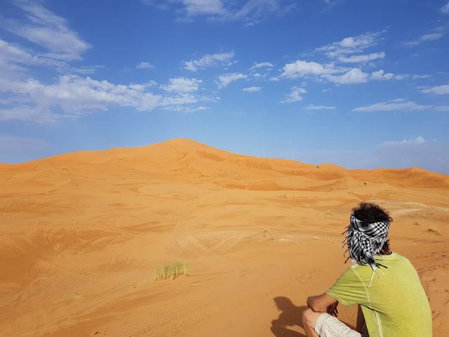 sahara marocco