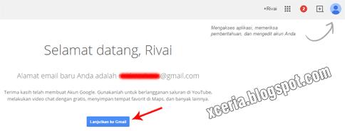 Cara Membuat Email - Selamat Datang