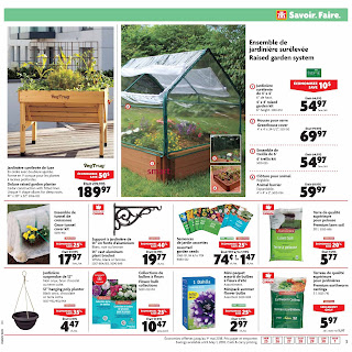 Home Hardware Flyer Building Centre valid April 26 - May 2, 2018